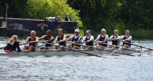 Masters F Eight at St Neots 2015